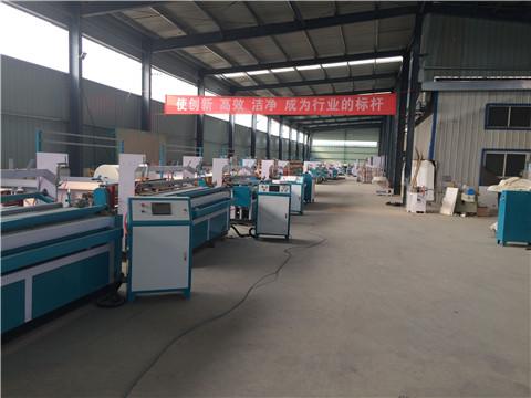 许昌万博体育APP官方网纸品机械厂家实拍