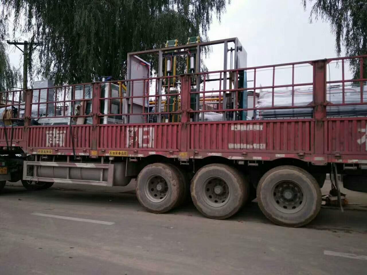 河南高速全自动万博体育投注流水线设备