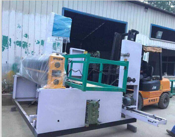 安徽胡总与万博体育APP官方网合作-订购网笼方块纸机
