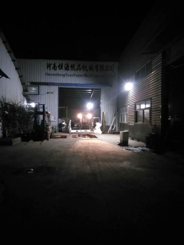 山东菏泽曹县郭哥的1880全自动新型万博体育平台登录流水线